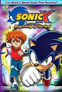 Sonic X (3ª Temporada) - Poster / Capa / Cartaz - Oficial 7