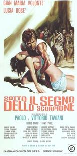 Sob o Signo do Escorpião - Poster / Capa / Cartaz - Oficial 2