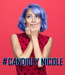 #Candidly Nicole - Poster / Capa / Cartaz - Oficial 1