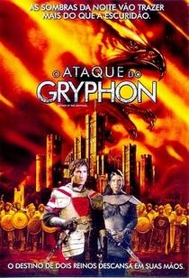 O Ataque do Gryphon - Poster / Capa / Cartaz - Oficial 2