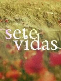 Sete Vidas - Poster / Capa / Cartaz - Oficial 1