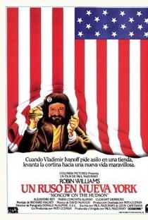 Moscou em Nova York - Poster / Capa / Cartaz - Oficial 4
