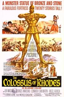 O Colosso de Rodes - Poster / Capa / Cartaz - Oficial 1