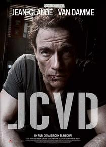JCVD - A Maior Luta de Sua Vida - Poster / Capa / Cartaz - Oficial 1