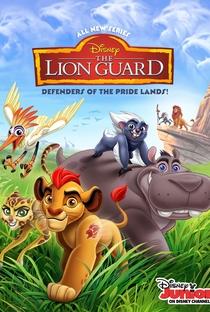 A Guarda do Leão (1ª Temporada) - Poster / Capa / Cartaz - Oficial 1