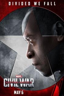Capitão América: Guerra Civil - Poster / Capa / Cartaz - Oficial 38