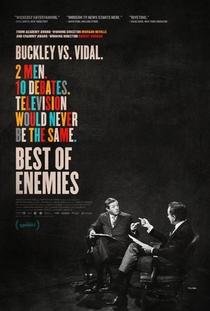 Melhores Inimigos - Poster / Capa / Cartaz - Oficial 1