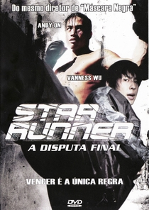 Star Runner - A Disputa Final - Poster / Capa / Cartaz - Oficial 4