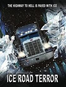 Terror na Neve - Poster / Capa / Cartaz - Oficial 1