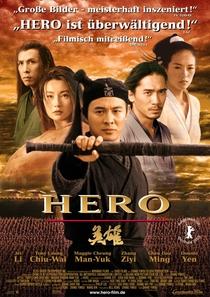 Herói - Poster / Capa / Cartaz - Oficial 6
