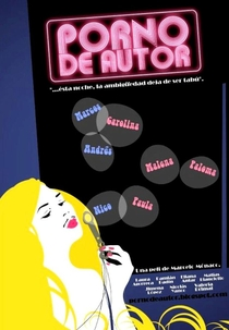 Porno de autor - Poster / Capa / Cartaz - Oficial 1
