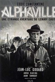 Alphaville - Poster / Capa / Cartaz - Oficial 3