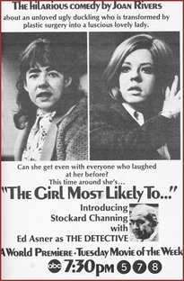 The Girl Most Likely To... - Poster / Capa / Cartaz - Oficial 3