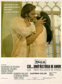 Cio... Uma Verdadeira História de Amor - Poster / Capa / Cartaz - Oficial 1