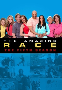 The Amazing Race (5ª Temporada) - Poster / Capa / Cartaz - Oficial 1
