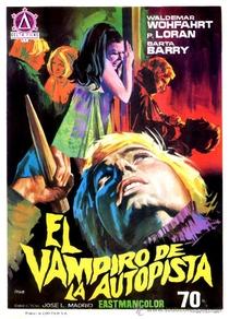 The Horrible Sexy Vampire - Poster / Capa / Cartaz - Oficial 1