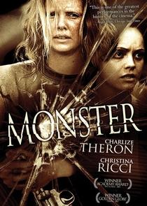 Monster - Desejo Assassino - Poster / Capa / Cartaz - Oficial 3