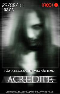 Acredite - Poster / Capa / Cartaz - Oficial 1