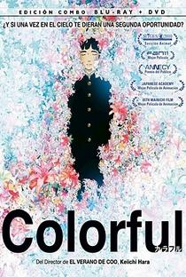 Colorful - Poster / Capa / Cartaz - Oficial 3