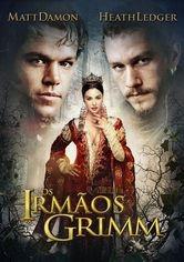 Os Irmãos Grimm - Poster / Capa / Cartaz - Oficial 8