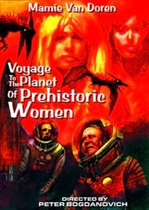 Viagem ao Planeta das Mulheres Selvagens - Poster / Capa / Cartaz - Oficial 2