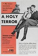 O Temerário (A Holy Terror)