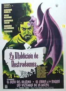 A Maldição de Nostradamus - Poster / Capa / Cartaz - Oficial 1