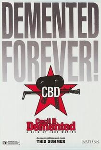 Cecil Bem Demente - Poster / Capa / Cartaz - Oficial 6