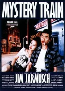 Trem Mistério - Poster / Capa / Cartaz - Oficial 1