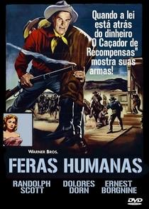 Feras Humanas - Poster / Capa / Cartaz - Oficial 1