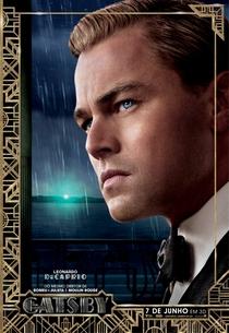 O Grande Gatsby - Poster / Capa / Cartaz - Oficial 30