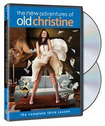 As Novas Aventuras da Velha Christine (3ª Temporada) - Poster / Capa / Cartaz - Oficial 2
