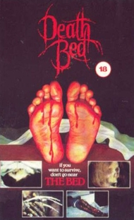Death Bed: The Bed That Eats - Poster / Capa / Cartaz - Oficial 1