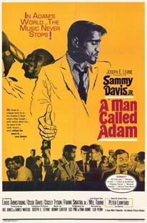 Um Homem Chamado Adam - Poster / Capa / Cartaz - Oficial 1