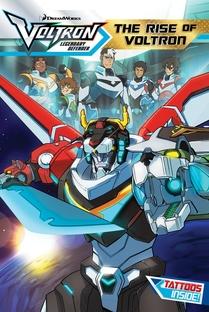 Voltron: O Defensor Lendário (3ª Temporada) - Poster / Capa / Cartaz - Oficial 1