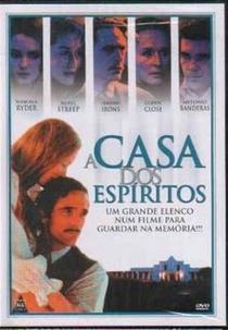 A Casa dos Espíritos - Poster / Capa / Cartaz - Oficial 3