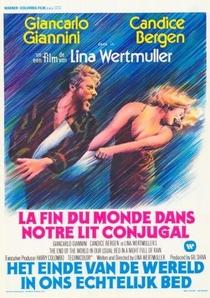 Dois na Cama numa Noite de Chuva - Poster / Capa / Cartaz - Oficial 2