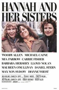 Hannah e Suas Irmãs - Poster / Capa / Cartaz - Oficial 5