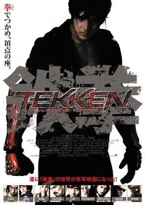 Tekken - Poster / Capa / Cartaz - Oficial 1