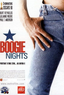 Boogie Nights: Prazer Sem Limites - Poster / Capa / Cartaz - Oficial 15