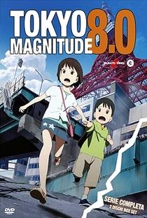 Tokyo Magnitude 8.0 - Poster / Capa / Cartaz - Oficial 1