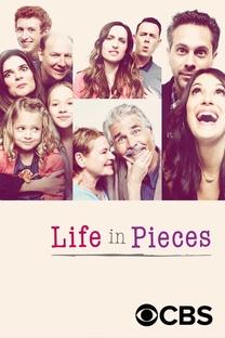 Life in Pieces (2ª Temporada) - Poster / Capa / Cartaz - Oficial 1