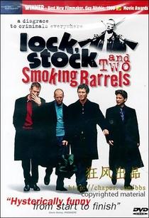 Jogos, Trapaças e Dois Canos Fumegantes - Poster / Capa / Cartaz - Oficial 3