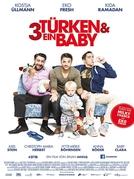 3 Turcos & um Bebê (3 Türken & ein Baby)