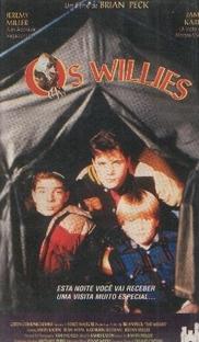 Os Willies - Poster / Capa / Cartaz - Oficial 2