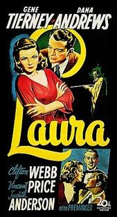 Laura - Poster / Capa / Cartaz - Oficial 4