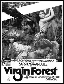 Virgin Forest  - Poster / Capa / Cartaz - Oficial 2