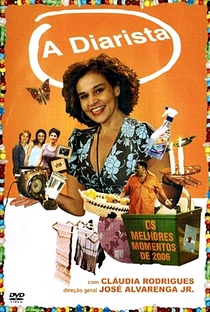 A Diarista (4ª Temporada) - Poster / Capa / Cartaz - Oficial 2
