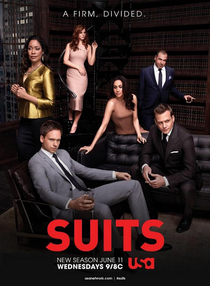 Suits (4ª Temporada) - Poster / Capa / Cartaz - Oficial 1
