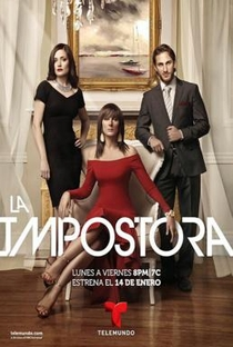 A Impostora - Poster / Capa / Cartaz - Oficial 1